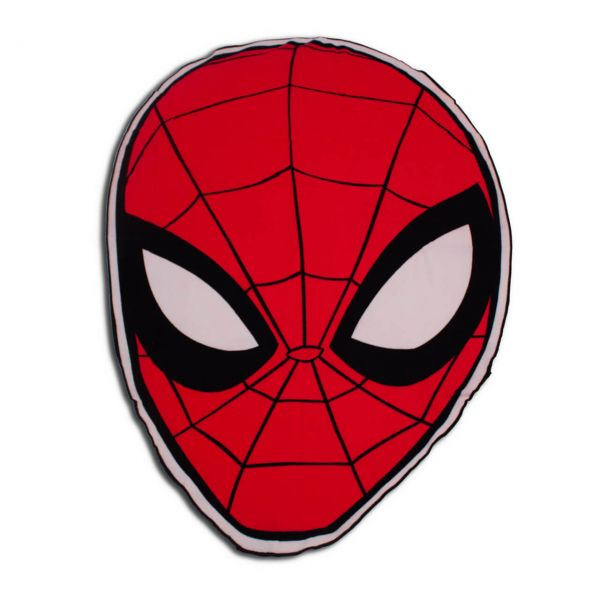 Spiderman Kopf Handtuch Marvel