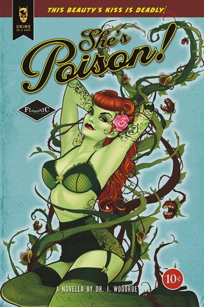 Poison Ivy: She's Poison, Maxi Poster