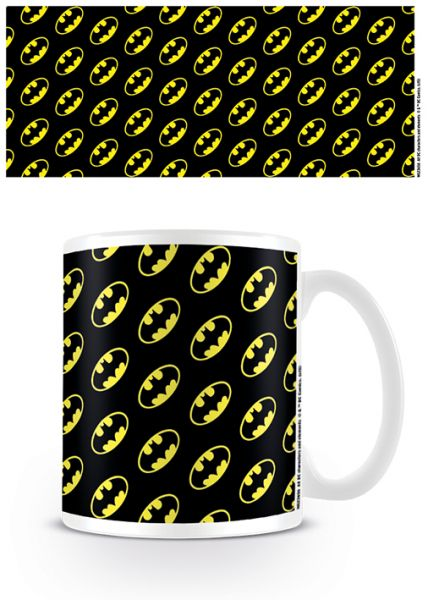 DC Comics: Batman Logo, Tasse