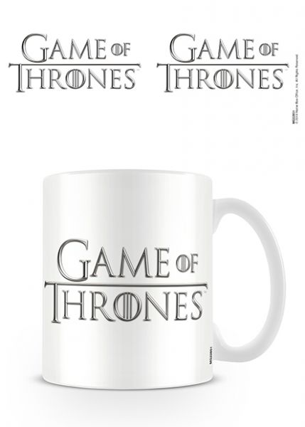 Game Of Thrones (Logo), Tasse