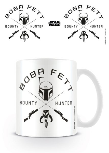 Boba Fett Bounty Hunter Tasse Star Wars