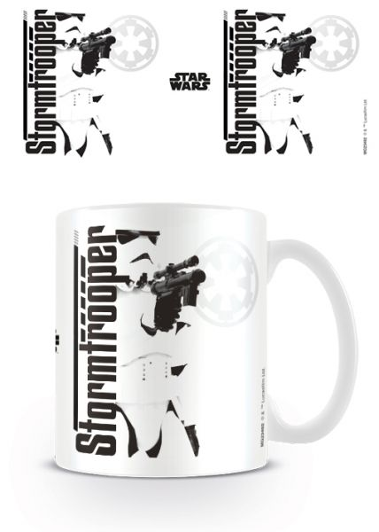 Star Wars: Stormtrooper, Tasse
