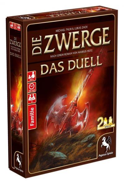Die Zwerge – Das Duell, Kartenspiel