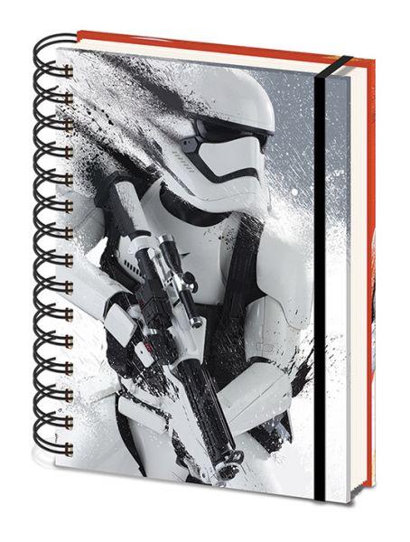 Star Wars: Episode 7 Stormtrooper Notizbuch