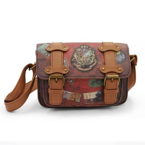 Railway Satchel Style Umhängetasche Harry Potter
