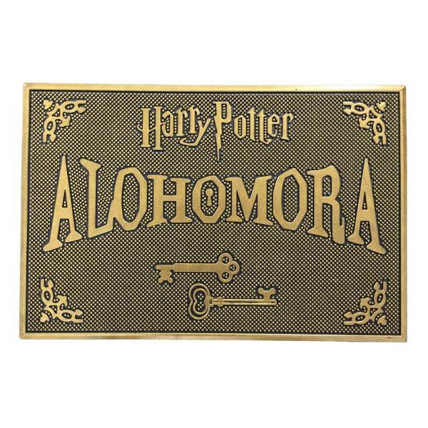 Alohomora Gummi Fußmatte Harry Potter