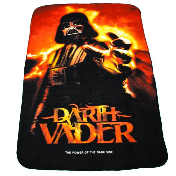 Star Wars Darth Vader Fleece Decke