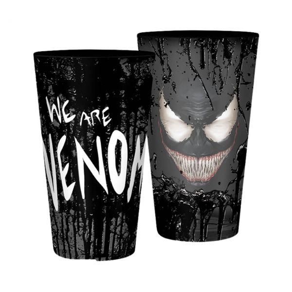 Venom XXL Glas Marvel