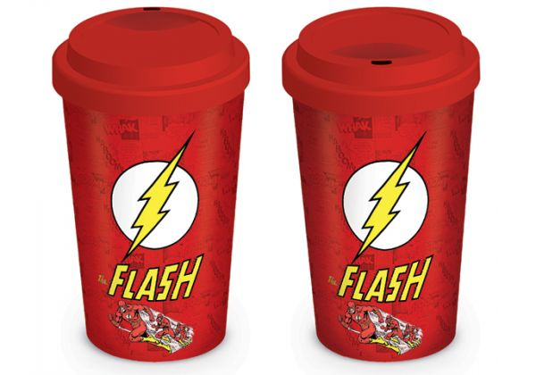 DC Comics (The Flash), To Go Becher