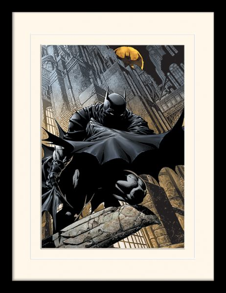 Batman: Night Watch, Gerahmt