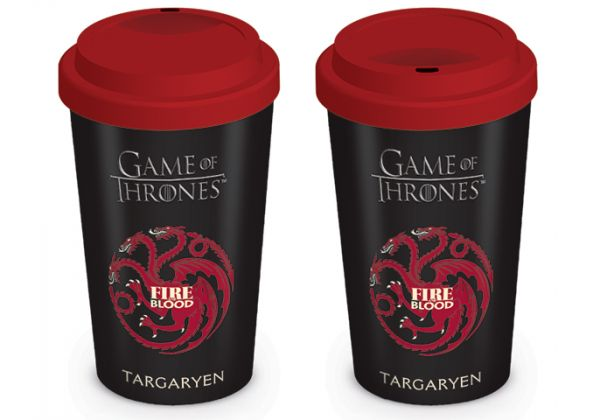 Game Of Thrones (Fire Blood Targaryen), To Go Becher
