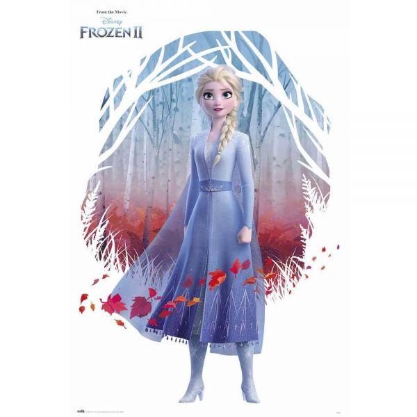 Elsa die Eiskönigin Frozen II Maxi Poster Disney