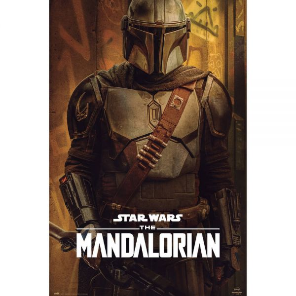 The Mandalorian Season 2 Maxi Poster Star Wars