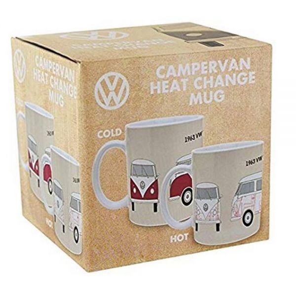 Campervan Thermoeffekt Tasse Volkswagen