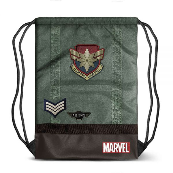 Captain Marvel Turnbeutel Marvel