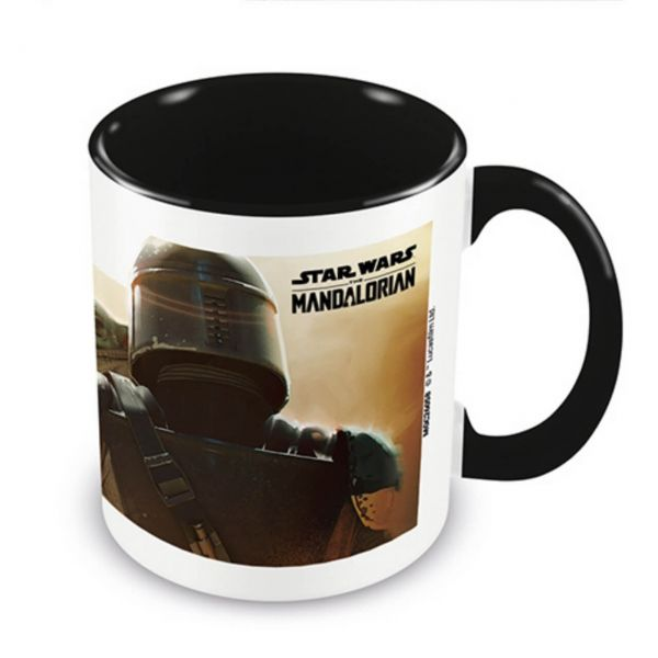 Shoulder Mando Tasse Star Wars