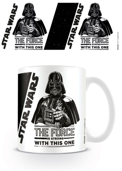 Star Wars: The Force Is Strong, Tasse