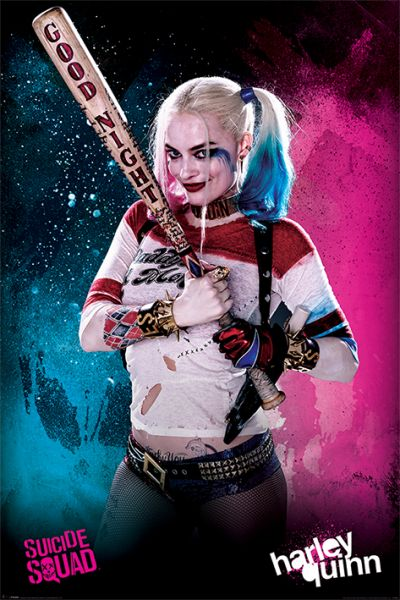 Suicide Squad (Harley Quinn) Maxi Poster