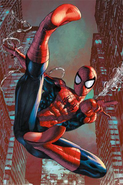 Web Sling Spider-Man Maxi Poster Marvel