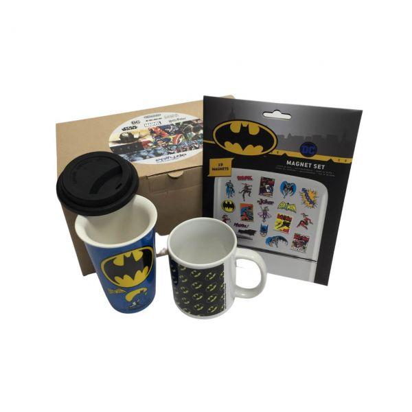 Batman Retro Geschenk-Set DC Comics