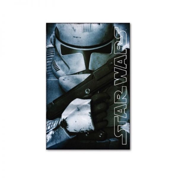 Star Wars Trooper Fleece Decke
