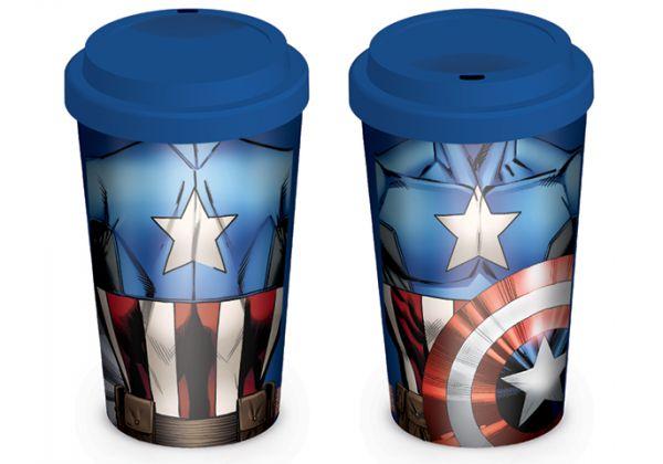 Marvel (Captain America), To Go Becher