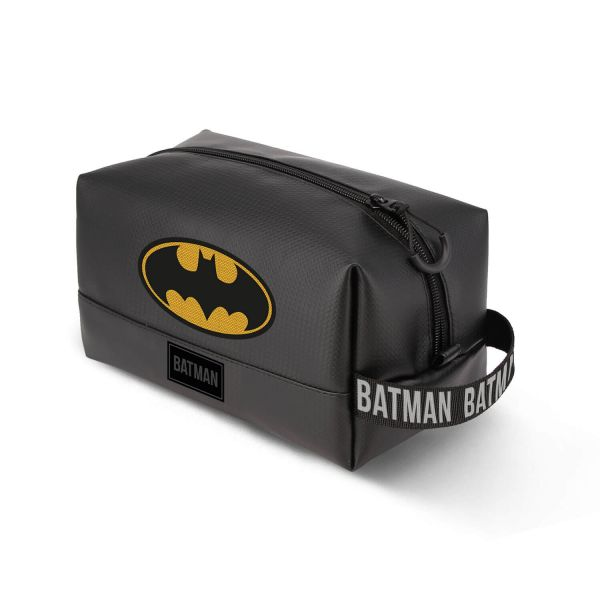 Batman Logo Kulturbeutel DC Comics