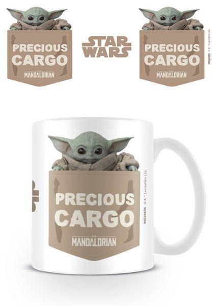 The Child Precious Cargo Mando Tasse Star Wars