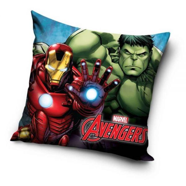 Iron Man und Hulk Kissen gefüllt Marvel