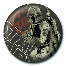 Star Wars: Boba Fett, Button