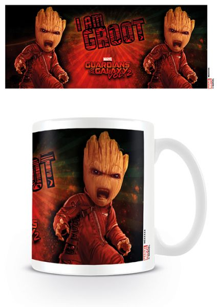 Marvel: Guardians Of The Galaxy 2 (Böser Groot), Tasse