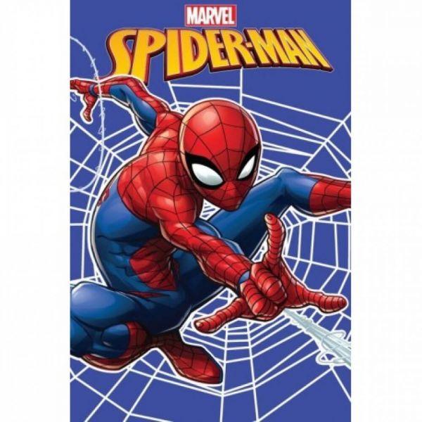 Spider-Man Fleece Decke Marvel