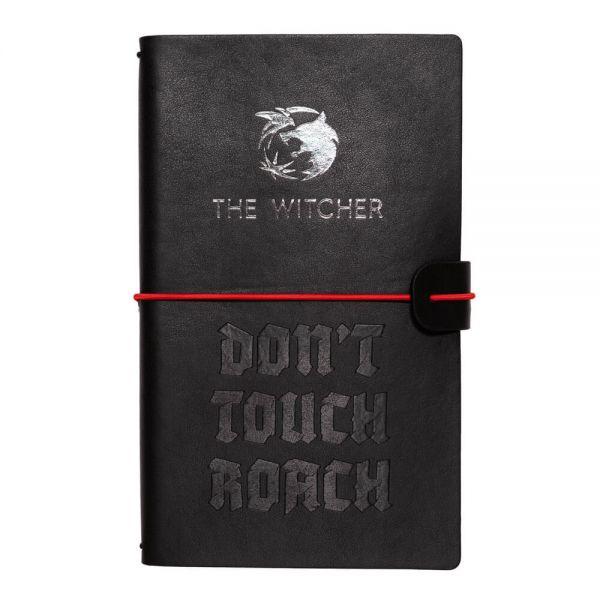Don'T touch roach Notizbuch The Witcher
