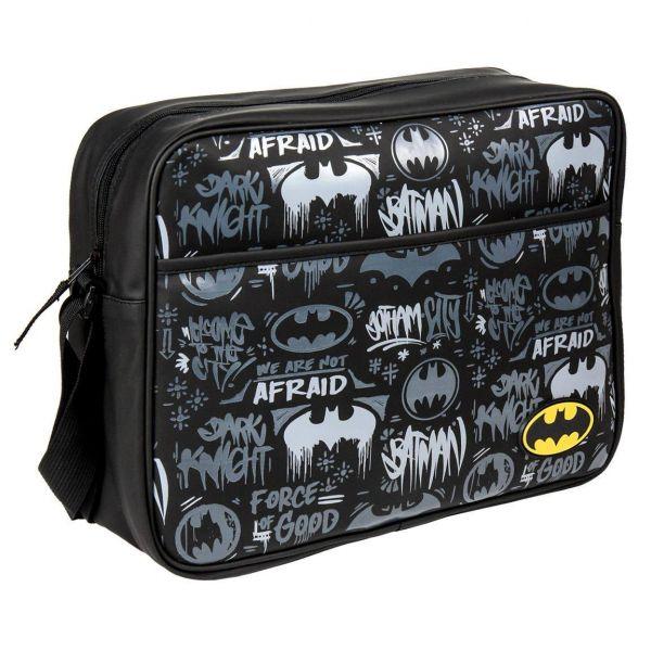 Batman Not Afraid Umhängetasche DC Comics
