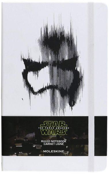 Moleskin Star Wars Stormtrooper