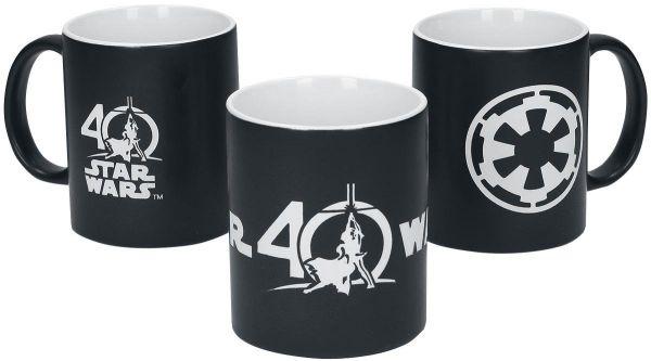 Limitiertes Star Wars Deluxe Tassen-Set zum 40. Jährigen Jubiläum