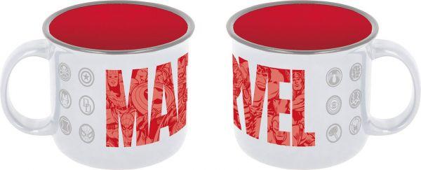 Marvel Logo Tasse