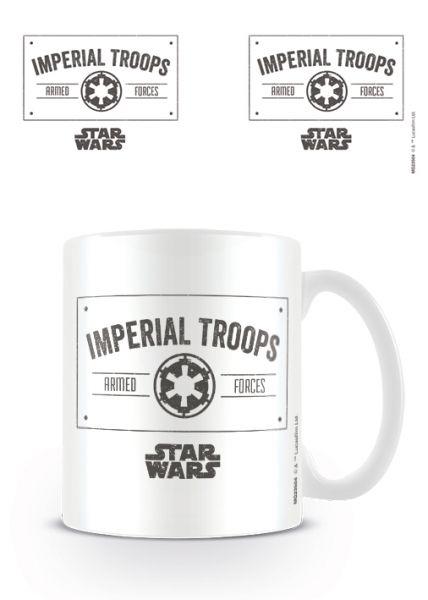 Star Wars: Imperial Troops, Tasse