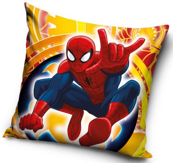 Spiderman Kissenbezug inkl. Kissen 40 x 40