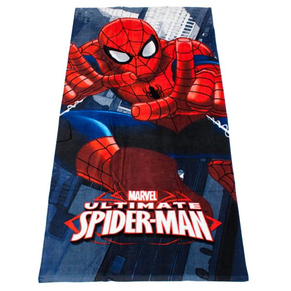 Ultimate Spider-Man Handtuch Marvel