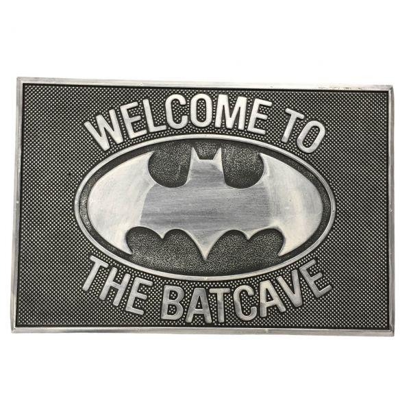 Enter the Batcave Gummi Fußmatte DC Comics
