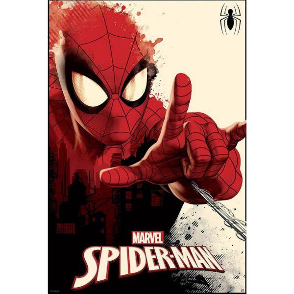 Spider-Man Nachbarschaft Maxi Poster Marvel