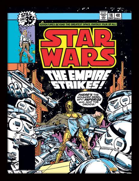 Rebel Spy gerahmtes Bild Star Wars