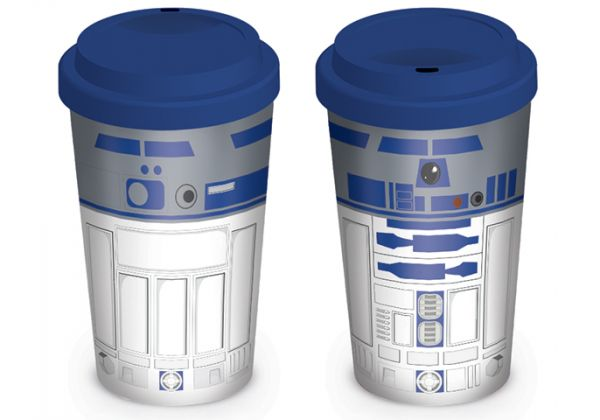 Star Wars (R2D2), To Go Becher