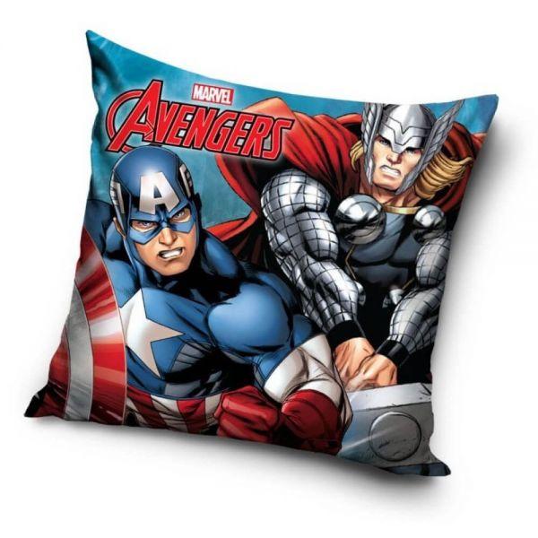 Cap und Thor Kissen gefüllt Marvel