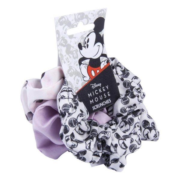 Mickey Mouse Classic Haargummis 3er-Set Disney