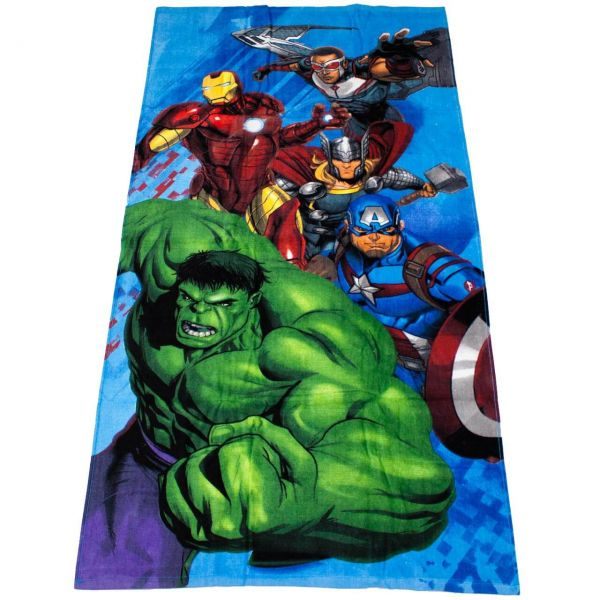 Marvel Avengers Badetuch aus Baumwolle