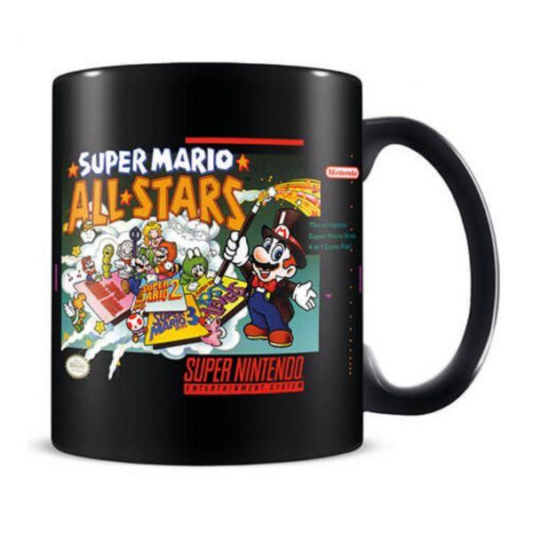 Super Mario AllStars Tasse Nintendo