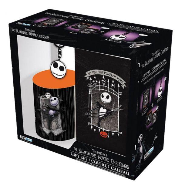 Nightmare Before Christmas Geschenk-Set Tim Burton's