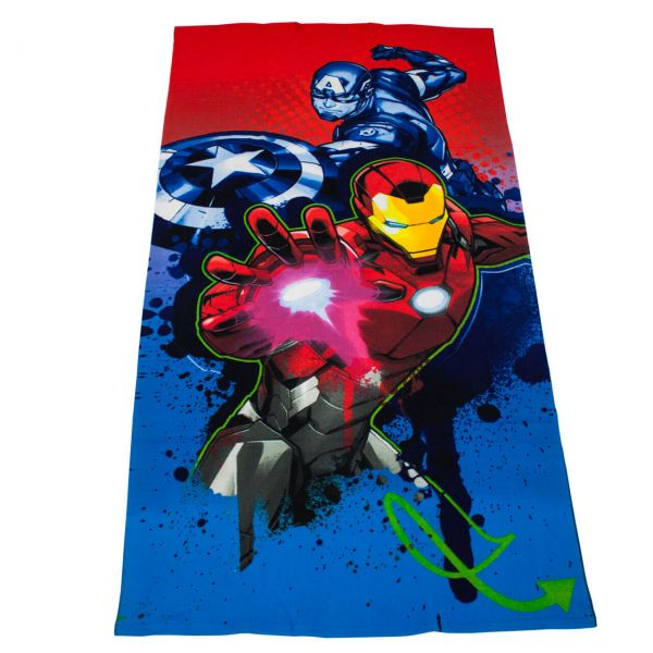 Marvel Captain America Civil War Mikrofaser Handtuch
